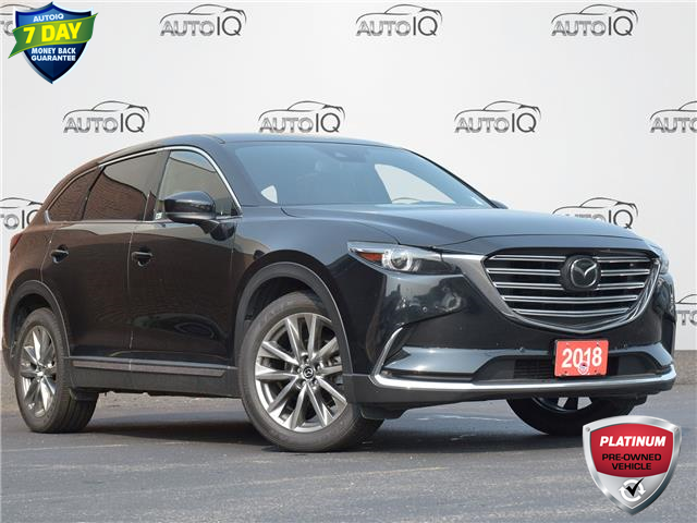 2018 Mazda CX-9 Signature (Stk: RB502A) in Waterloo - Image 1 of 16