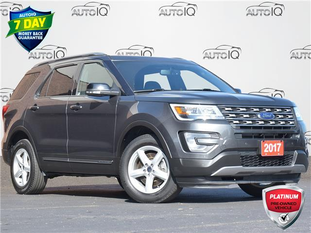 2017 Ford Explorer XLT (Stk: XB755A) in Waterloo - Image 1 of 16