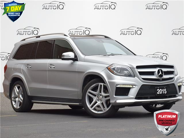 2015 Mercedes-Benz GL-Class Base (Stk: AB697A) in Waterloo - Image 1 of 16
