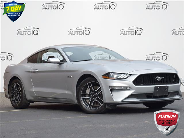 2018 Ford Mustang GT Premium (Stk: RB324A) in Waterloo - Image 1 of 16