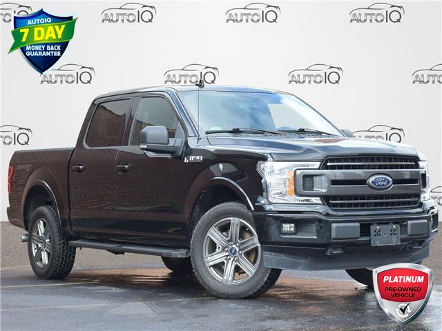 2018 Ford F-150 XLT (Stk: FB924A) in Waterloo - Image 1 of 14