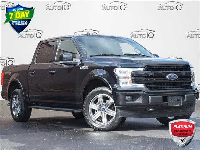 2019 Ford F-150 Lariat (Stk: LP0926) in Waterloo - Image 1 of 15