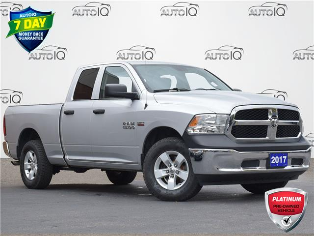 2017 RAM 1500 ST (Stk: JB655A) in Waterloo - Image 1 of 13