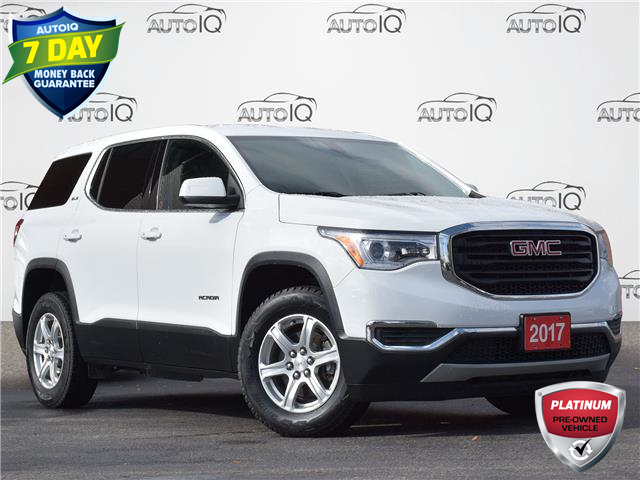 2017 GMC Acadia SLE-1 (Stk: P0940) in Waterloo - Image 1 of 21