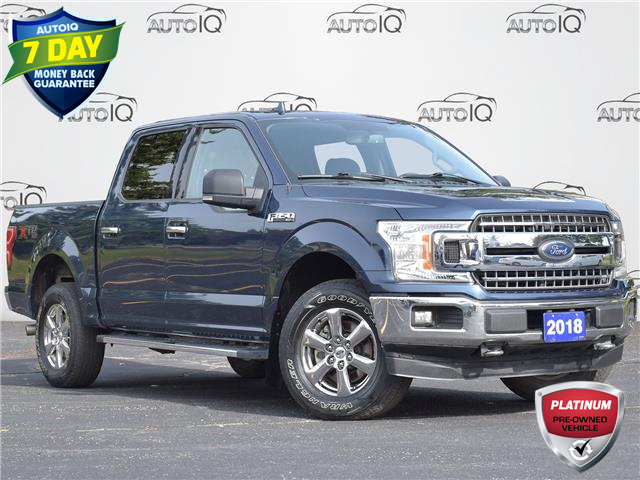 2018 Ford F-150 XLT (Stk: FB968A) in Waterloo - Image 1 of 17