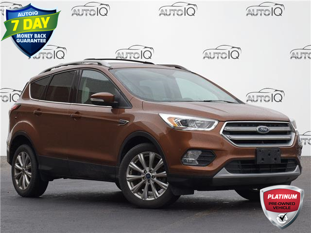 2017 Ford Escape Titanium (Stk: ZB992A) in Waterloo - Image 1 of 14