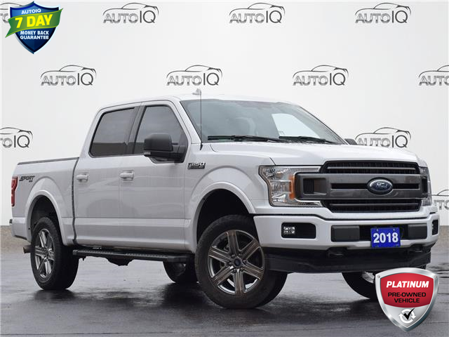 2018 Ford F-150 XLT (Stk: LP0953) in Waterloo - Image 1 of 15