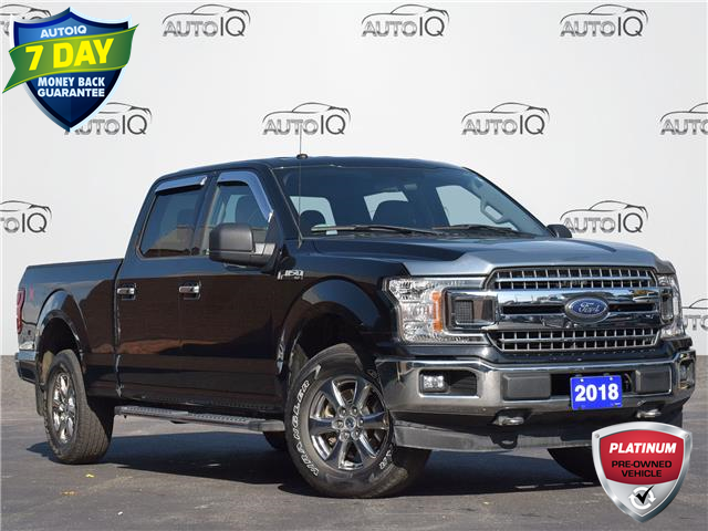 2018 Ford F-150 XLT (Stk: FB979B) in Waterloo - Image 1 of 15