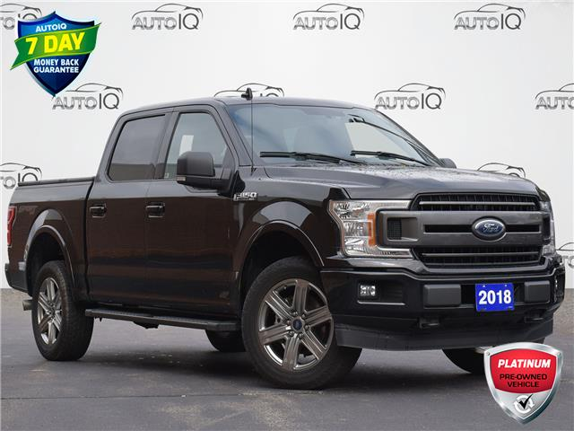 2018 Ford F-150 XLT (Stk: PC0945A) in Waterloo - Image 1 of 16