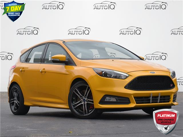 2016 Ford Focus ST Base (Stk: LB0961) in Waterloo - Image 1 of 16