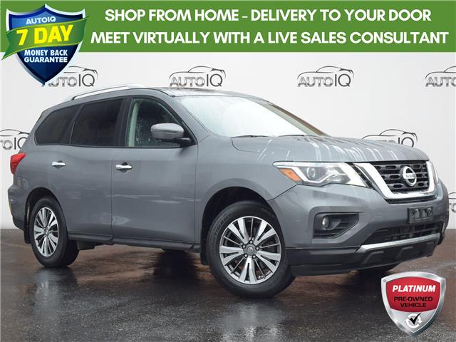 2018 Nissan Pathfinder S (Stk: FC152A) in Waterloo - Image 1 of 17