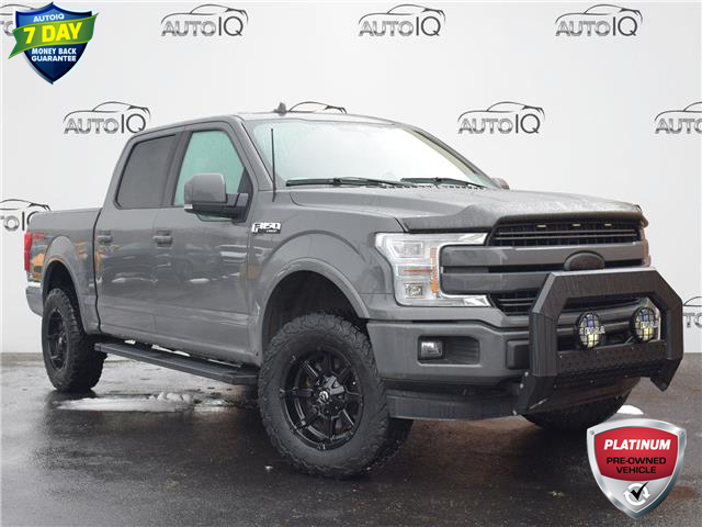2018 Ford F-150 Lariat (Stk: LP0975) in Waterloo - Image 1 of 16