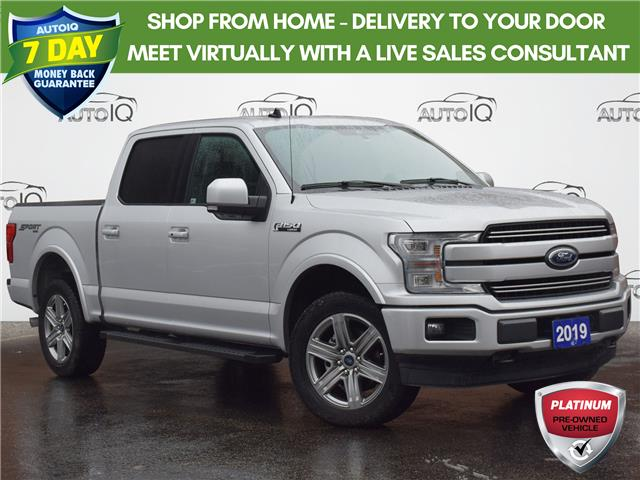 2019 Ford F-150 Lariat (Stk: LP0988) in Waterloo - Image 1 of 13