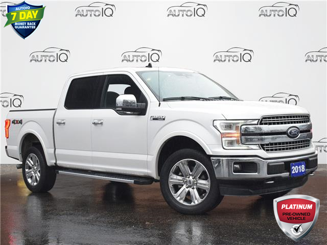 2019 Ford F-150 Lariat (Stk: P0982) in Waterloo - Image 1 of 15