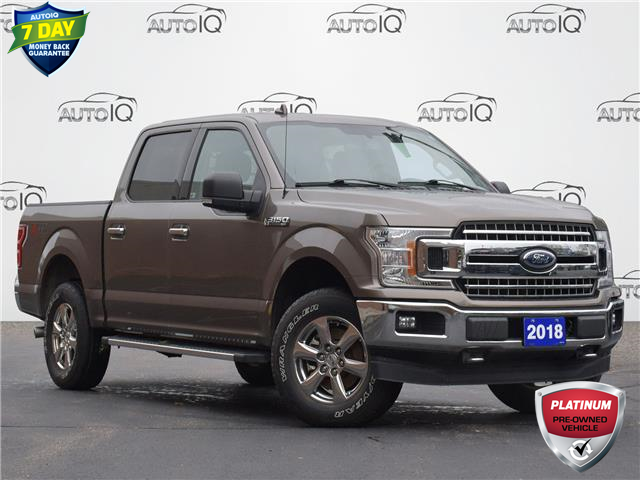2018 Ford F-150 XLT (Stk: LP0977) in Waterloo - Image 1 of 20