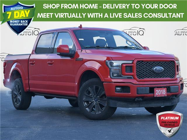 2018 Ford F-150 Lariat (Stk: LP0963) in Waterloo - Image 1 of 17