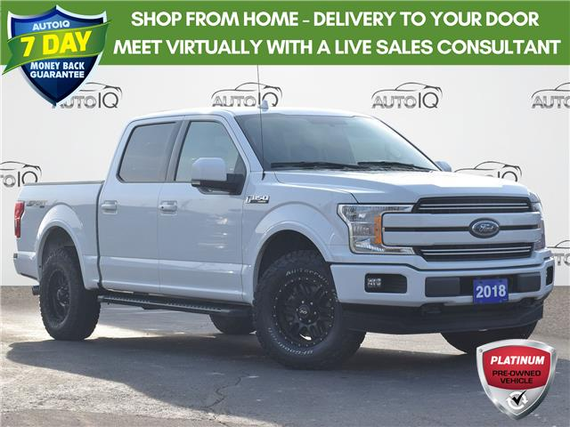 2018 Ford F-150 Lariat (Stk: RC156A) in Waterloo - Image 1 of 17
