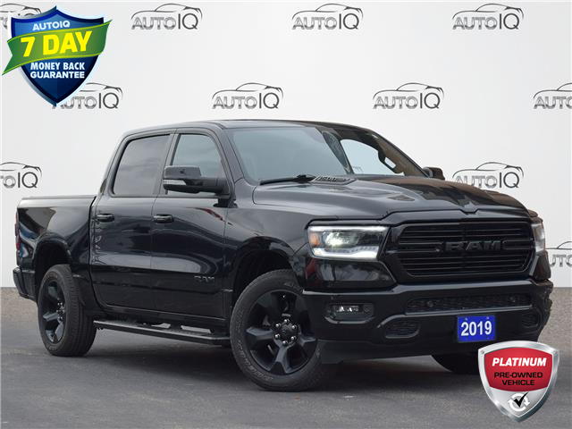 2019 RAM 1500 Rebel (Stk: FC117B) in Waterloo - Image 1 of 16