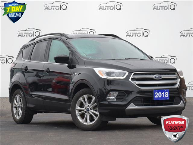 2018 Ford Escape SEL (Stk: ZC214A) in Waterloo - Image 1 of 19