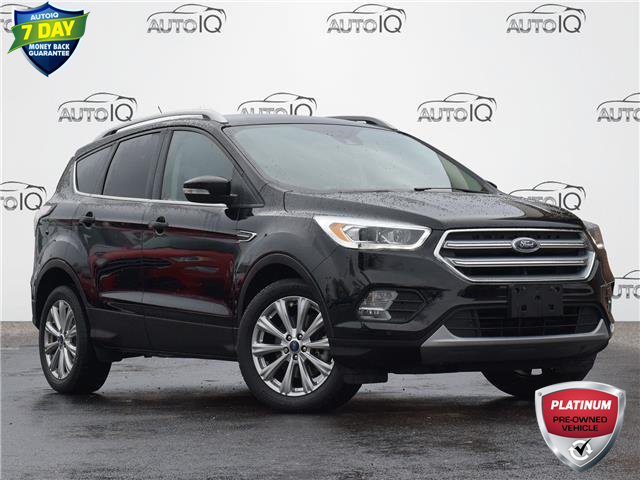 2017 Ford Escape Titanium (Stk: ZC252A) in Waterloo - Image 1 of 18