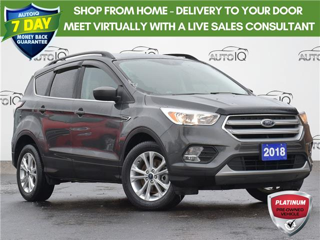 2018 Ford Escape SE (Stk: ZC257A) in Waterloo - Image 1 of 16
