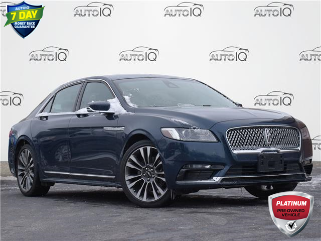 2017 Lincoln Continental Reserve (Stk: P1038) in Waterloo - Image 1 of 17