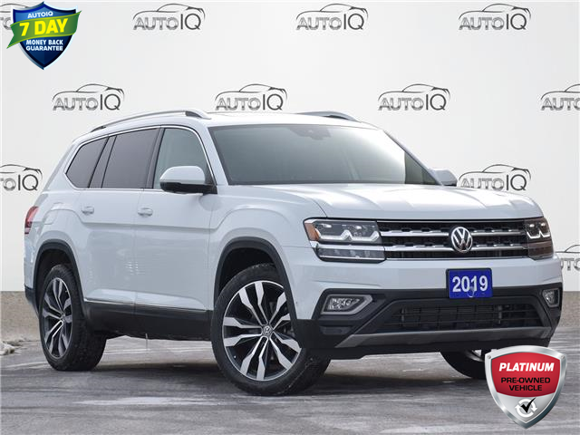 2019 Volkswagen Atlas 3.6 FSI Execline (Stk: P1042) in Waterloo - Image 1 of 21