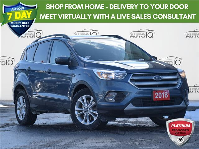 2018 Ford Escape SE (Stk: LP1054) in Waterloo - Image 1 of 18