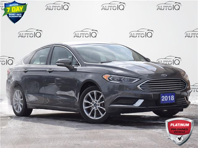 2018 Ford Fusion Energi SE Luxury (Stk: LP1060) in Waterloo - Image 1 of 16