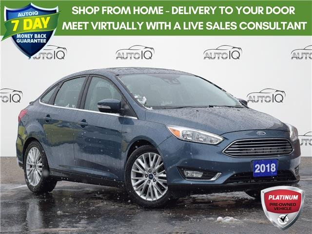 2018 Ford Focus Titanium (Stk: ESC032A) in Waterloo - Image 1 of 17