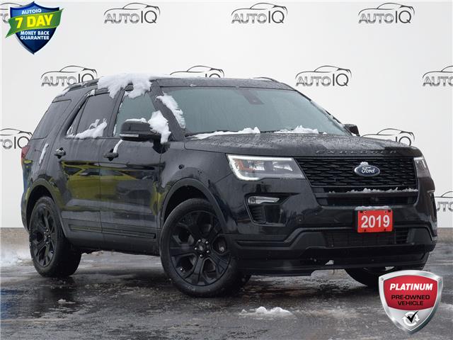 2019 Ford Explorer Sport (Stk: LP1059) in Waterloo - Image 1 of 20