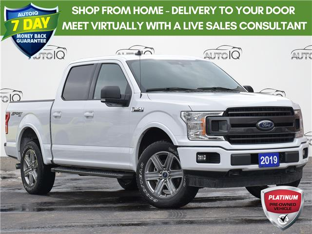 2019 Ford F-150 XLT (Stk: FC373A) in Waterloo - Image 1 of 20