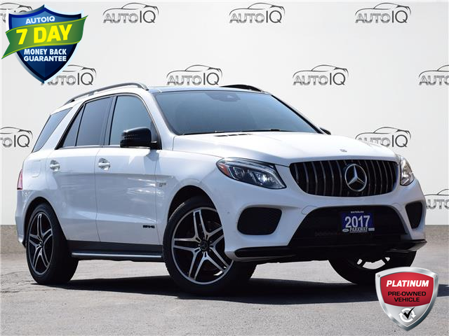 2017 Mercedes-Benz AMG GLE 43 Base (Stk: AA883A) in Waterloo - Image 1 of 17