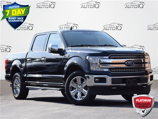 2019 Ford F-150 Lariat (Stk: LP1102) in Waterloo - Image 1 of 17