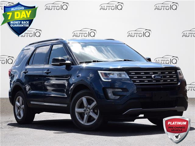 2017 Ford Explorer XLT (Stk: XC561A) in Waterloo - Image 1 of 20