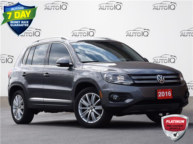 2016 Volkswagen Tiguan Highline (Stk: PC0965A) in Waterloo - Image 1 of 17