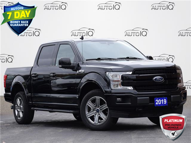 2019 Ford F-150 Lariat (Stk: LP1117) in Waterloo - Image 1 of 19