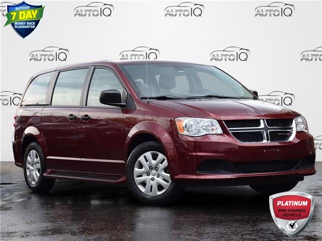 2019 Dodge Grand Caravan CVP/SXT (Stk: NLC255B) in Waterloo - Image 1 of 17
