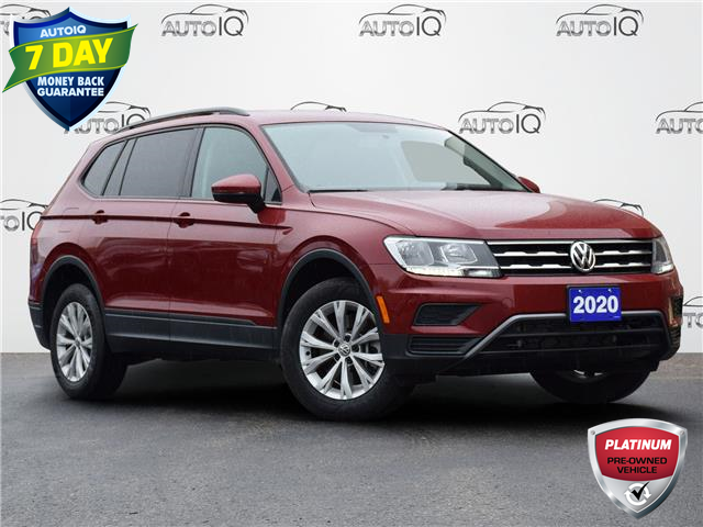 2020 Volkswagen Tiguan Trendline (Stk: MC576A) in Waterloo - Image 1 of 20