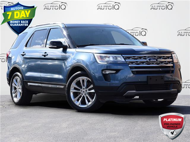 2018 Ford Explorer XLT (Stk: AC638AX) in Waterloo - Image 1 of 20