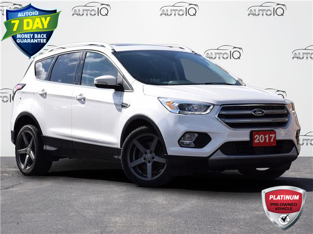 2017 Ford Escape Titanium (Stk: EDC664A) in Waterloo - Image 1 of 19