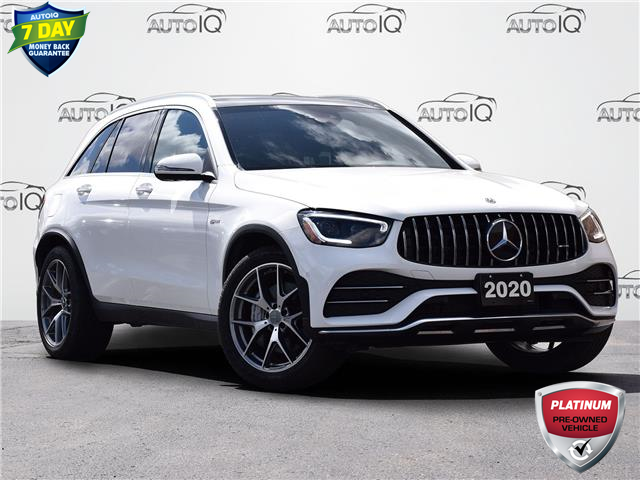 2020 Mercedes-Benz AMG GLC 43 Base (Stk: NC549A) in Waterloo - Image 1 of 18
