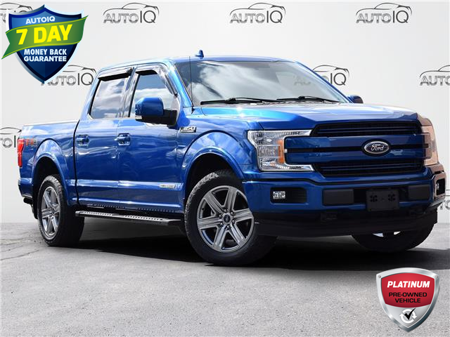 2018 Ford F-150 Lariat (Stk: P1120) in Waterloo - Image 1 of 20