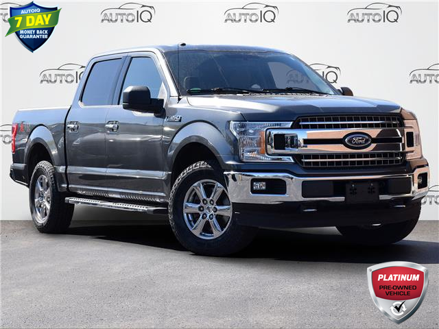 2018 Ford F-150 XLT (Stk: PV1134) in Waterloo - Image 1 of 19