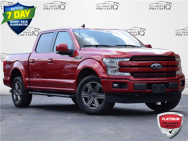 2020 Ford F-150 Lariat (Stk: LP1178) in Waterloo - Image 1 of 26