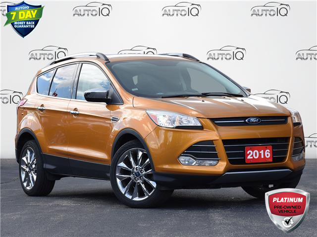 2016 Ford Escape SE (Stk: ZC804AX) in Waterloo - Image 1 of 24