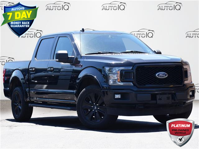 2019 Ford F-150 XLT (Stk: LP1193X) in Waterloo - Image 1 of 28