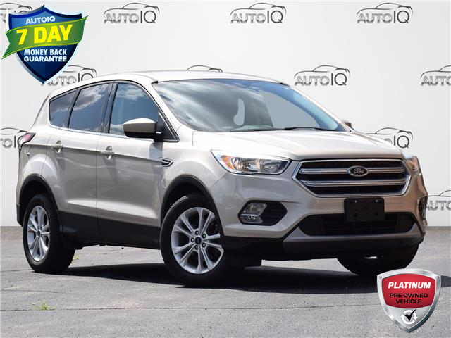 2017 Ford Escape SE (Stk: ZC809A) in Waterloo - Image 1 of 28
