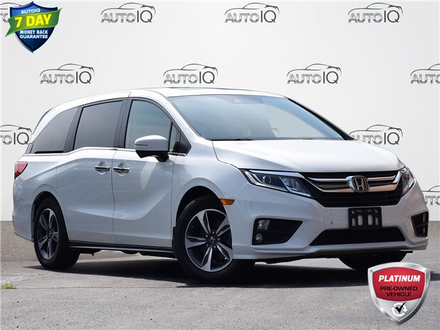 2020 Honda Odyssey EX (Stk: NC904A) in Waterloo - Image 1 of 26