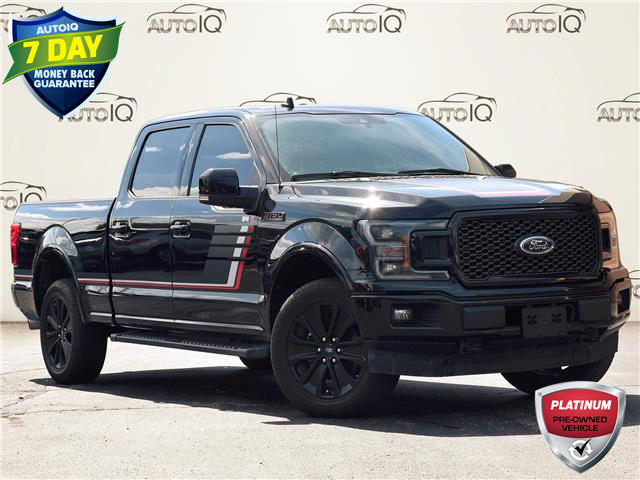 2019 Ford F-150 Lariat (Stk: FC930A) in Waterloo - Image 1 of 29